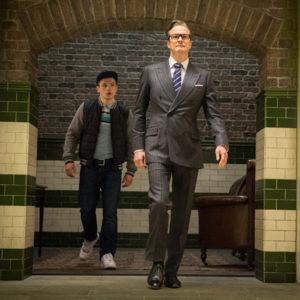 Verlosung für «KINGSMAN» mit Goodies gewinnen mit Taron Egerton und Colin Firth