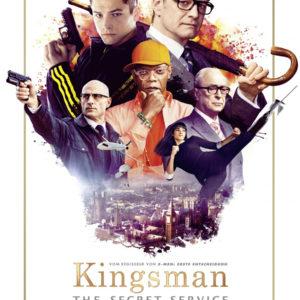 Verlosung für «KINGSMAN» mit Goodies gewinnen