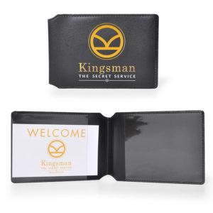 Verlosung für «KINGSMAN» mit Karten Brieftasche gewinnen