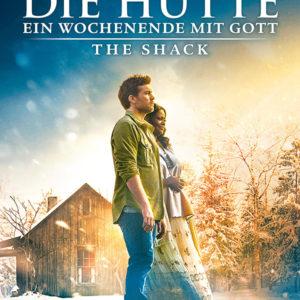 Die Hütte - Ein Wochenende mit Gott DVD Gewinnspiel 2017