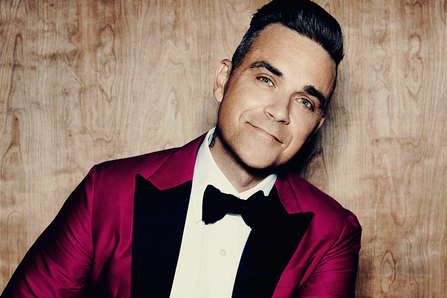 "Verlosung: Gewinne Robbie Williams neues Album ""The Heavy Entertainment Show"""