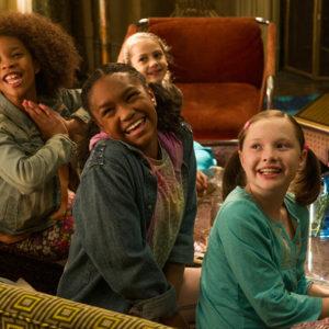 Verlosung - Kinotickets für «Annie» zu gewinnen