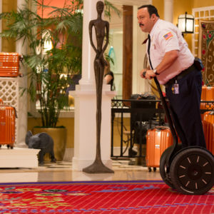 Verlosung: Kinotickets für Der Kaufhaus Cop 2 gewinnen - Kevin James