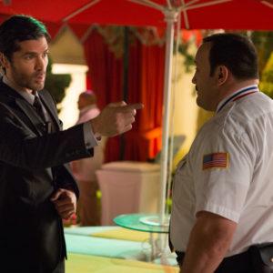 Verlosung: Kinotickets für Der Kaufhaus Cop 2 gewinnen - Raini Rodriguez und Kevin James