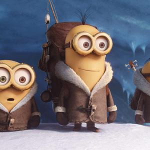 Verlosung: «Minions (3D)» Kinotickets zu gewinnen