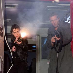 Verlosung: Kinotickets TERMINATOR: GENISYS (3D) zu gewinnen mit Emilia Clarke und Jai Courtney