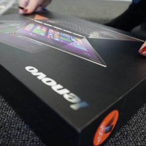 Verpackung Lenovo Yoga 3 Pro