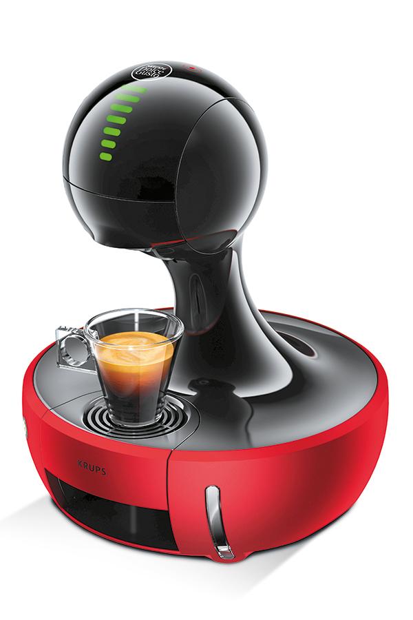weihnachtsgeschenke die neue drop kaffeemaschine by nescaf dolce gusto. Black Bedroom Furniture Sets. Home Design Ideas