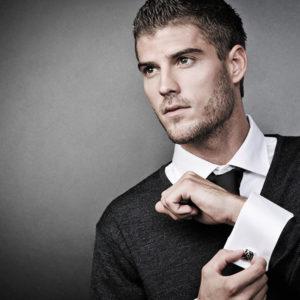 Wer wird das nächste Rhomberg Schmuck Model? Kevin Lütolf