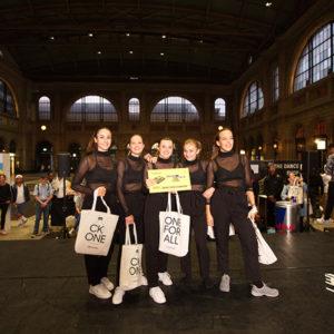 Gewinner des The Dance Swisstour Final ist Crew Estimation Swiss Crew Champion